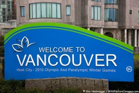 Vancouver sign